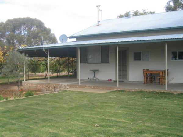 Gilgens Country River Retreat - WA Accommodation