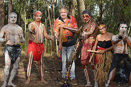Didgeridoo Jam in the Park - WA Accommodation