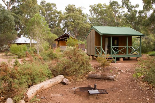 Alligator Lodge - Mount Remarkable National Park - WA Accommodation