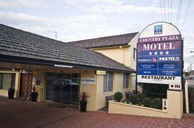 Quality Inn Country Plaza Queanbeyan - WA Accommodation