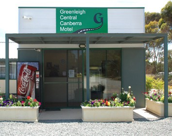 Greenleigh Central Canberra Motel - WA Accommodation