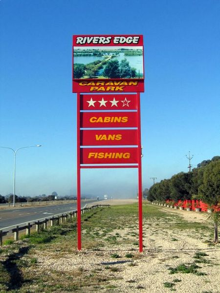 Rivers Edge Caravan Park - WA Accommodation