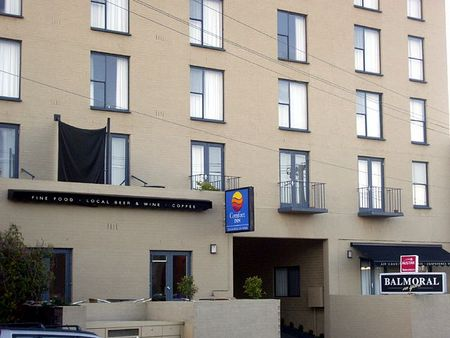 Best Western Balmoral on York - WA Accommodation
