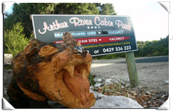 Arthur River Cabin Park - WA Accommodation