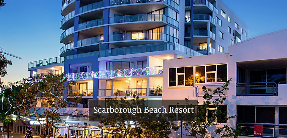 Scarborough Beach Resort - WA Accommodation