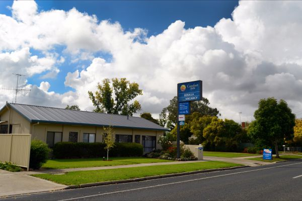 Comfort Inn Benalla - WA Accommodation