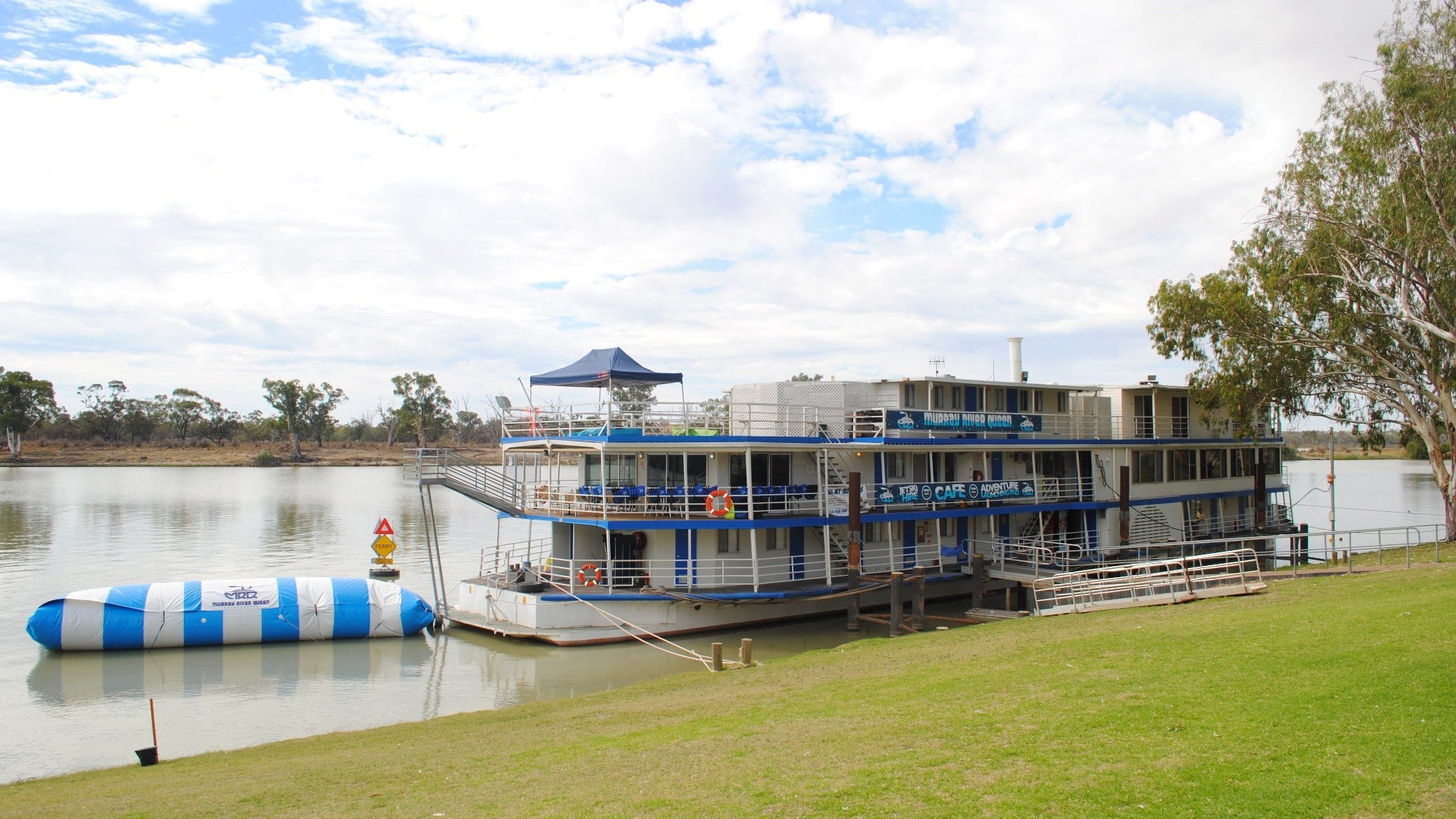 Murray River Queen Backpackers - WA Accommodation