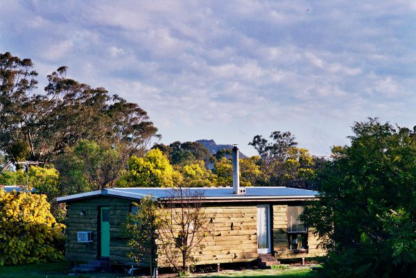 Mount Zero Log Cabins - WA Accommodation