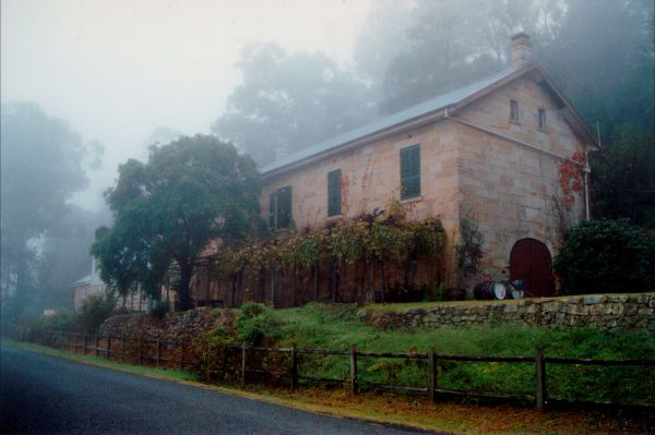 Tizzana Winery Bed And Breakfast - WA Accommodation