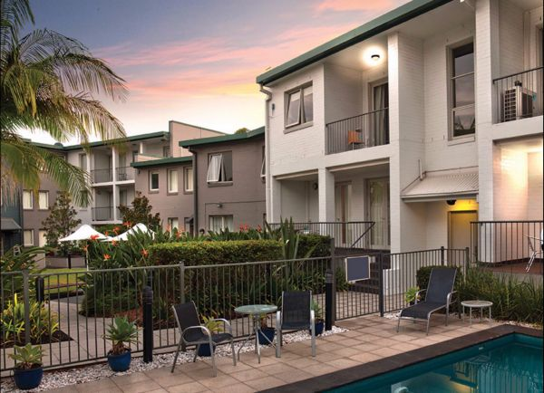 Adina Apartment Hotel Sydney Chippendale - WA Accommodation