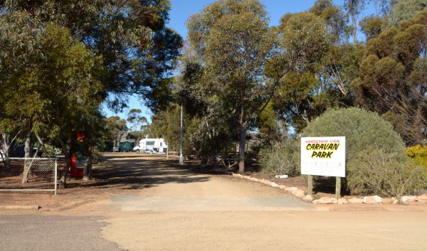 Carrieton Caravan Park - WA Accommodation