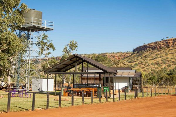 Imintji Campground and Art Centre - WA Accommodation