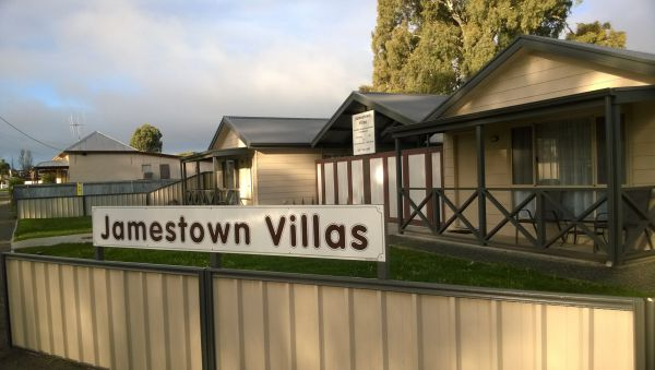 Jamestown Villas - WA Accommodation