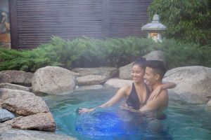 Japanese Mountain Retreat Mineral Springs  Spa - WA Accommodation