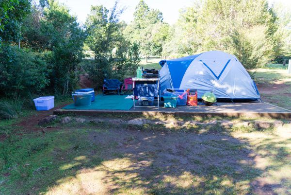 Lamington National Park Camping Ground - WA Accommodation