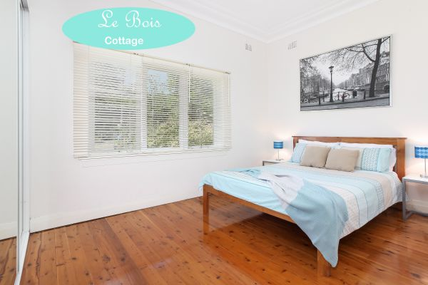 Le Bois Cottage - WA Accommodation