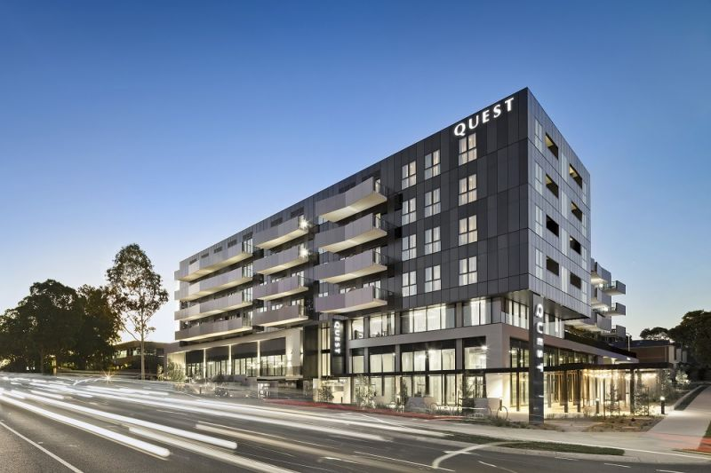 Quest Burwood East - WA Accommodation