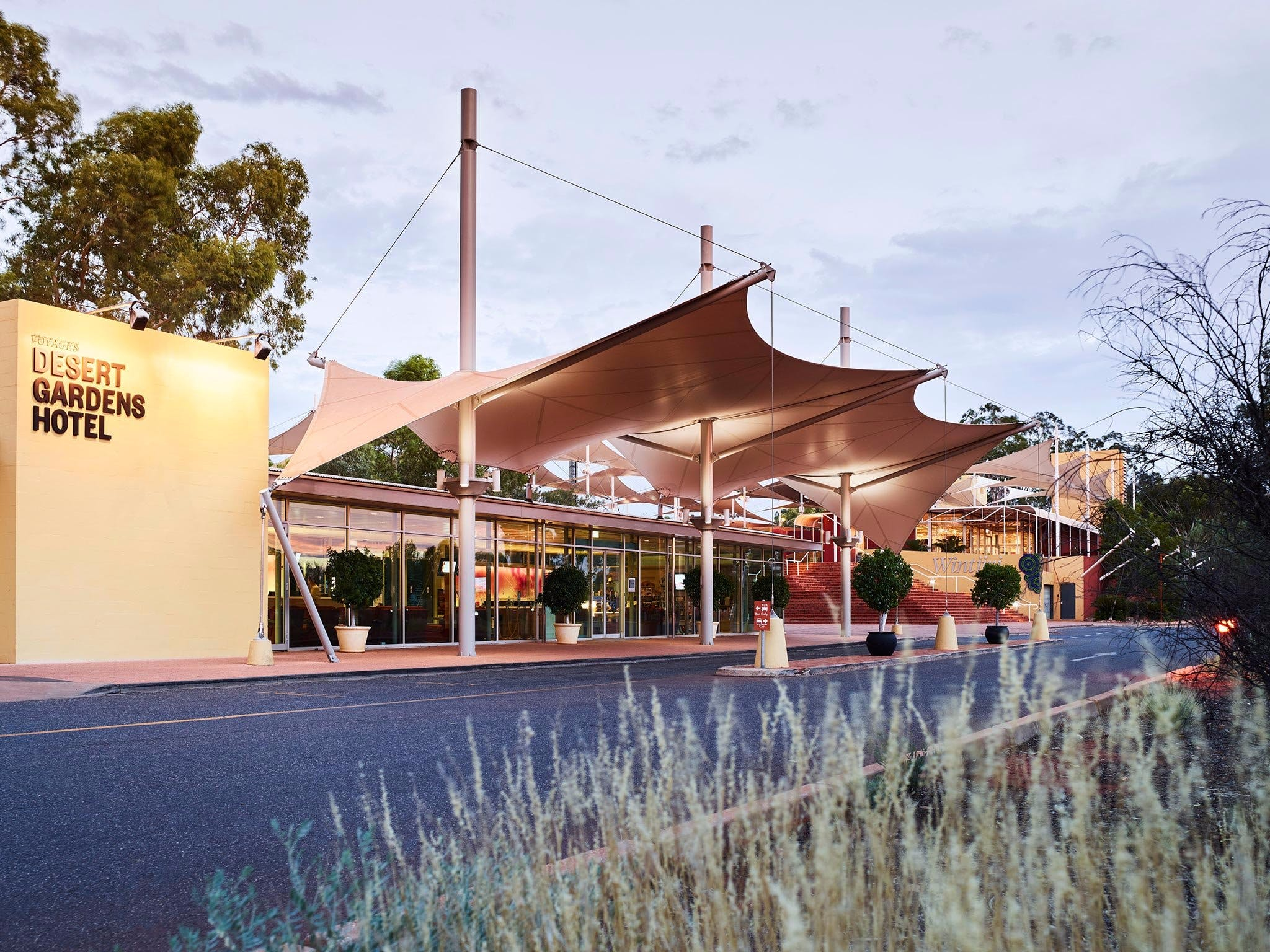 Desert Gardens Hotel - WA Accommodation