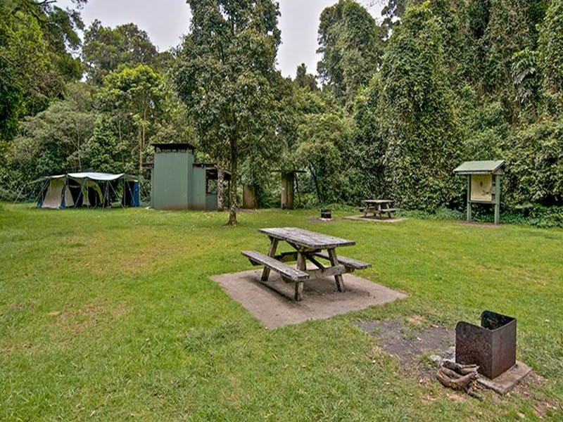 Forest Tops campground - WA Accommodation