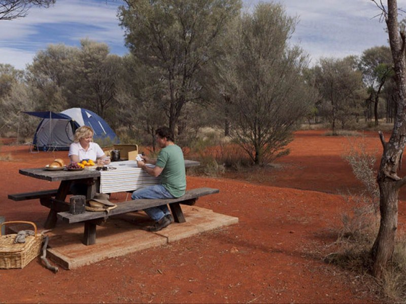 Dry Tank campground - WA Accommodation