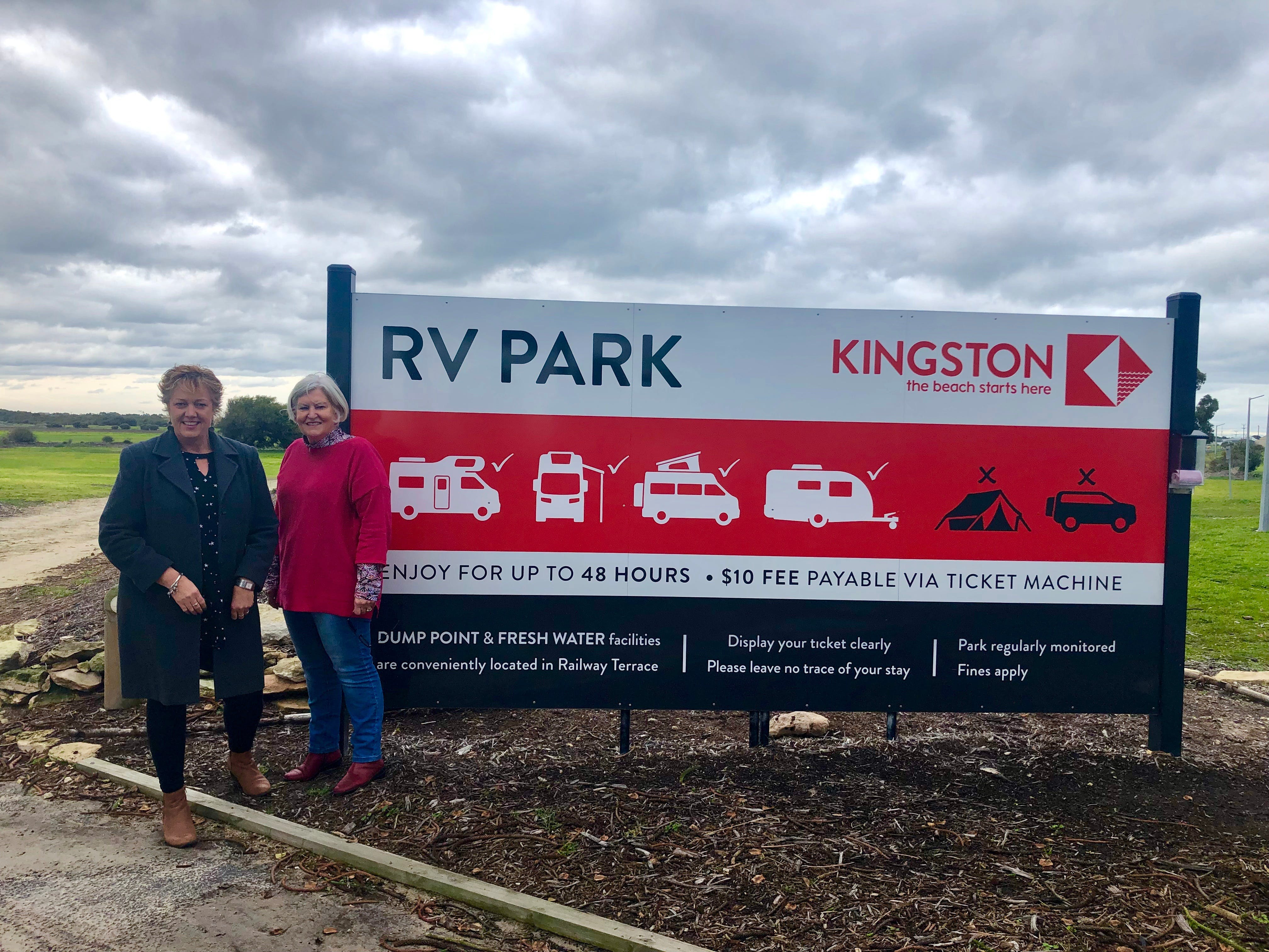 Kingston RV Park - WA Accommodation