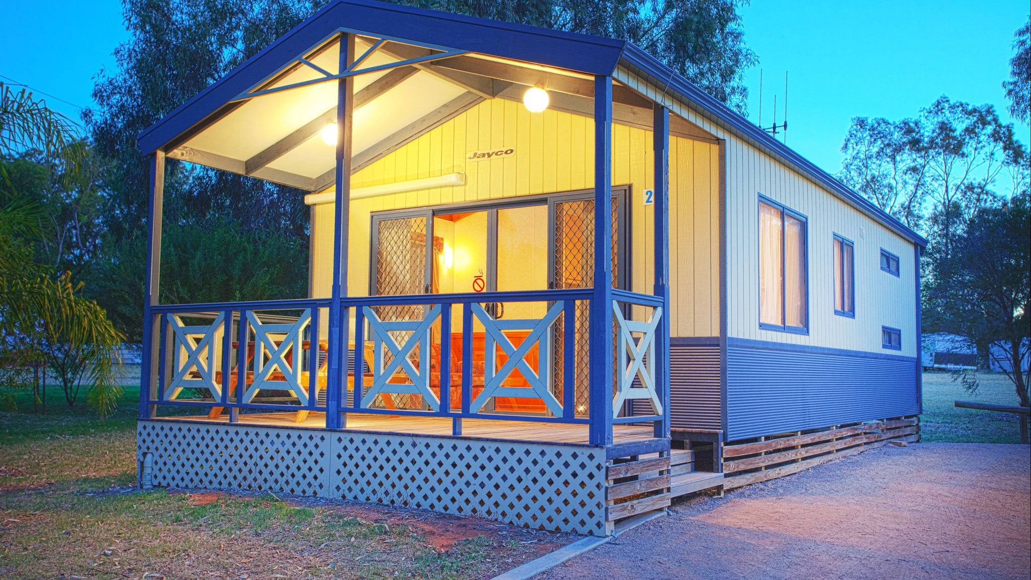 Discovery Parks - Lake Bonney - WA Accommodation