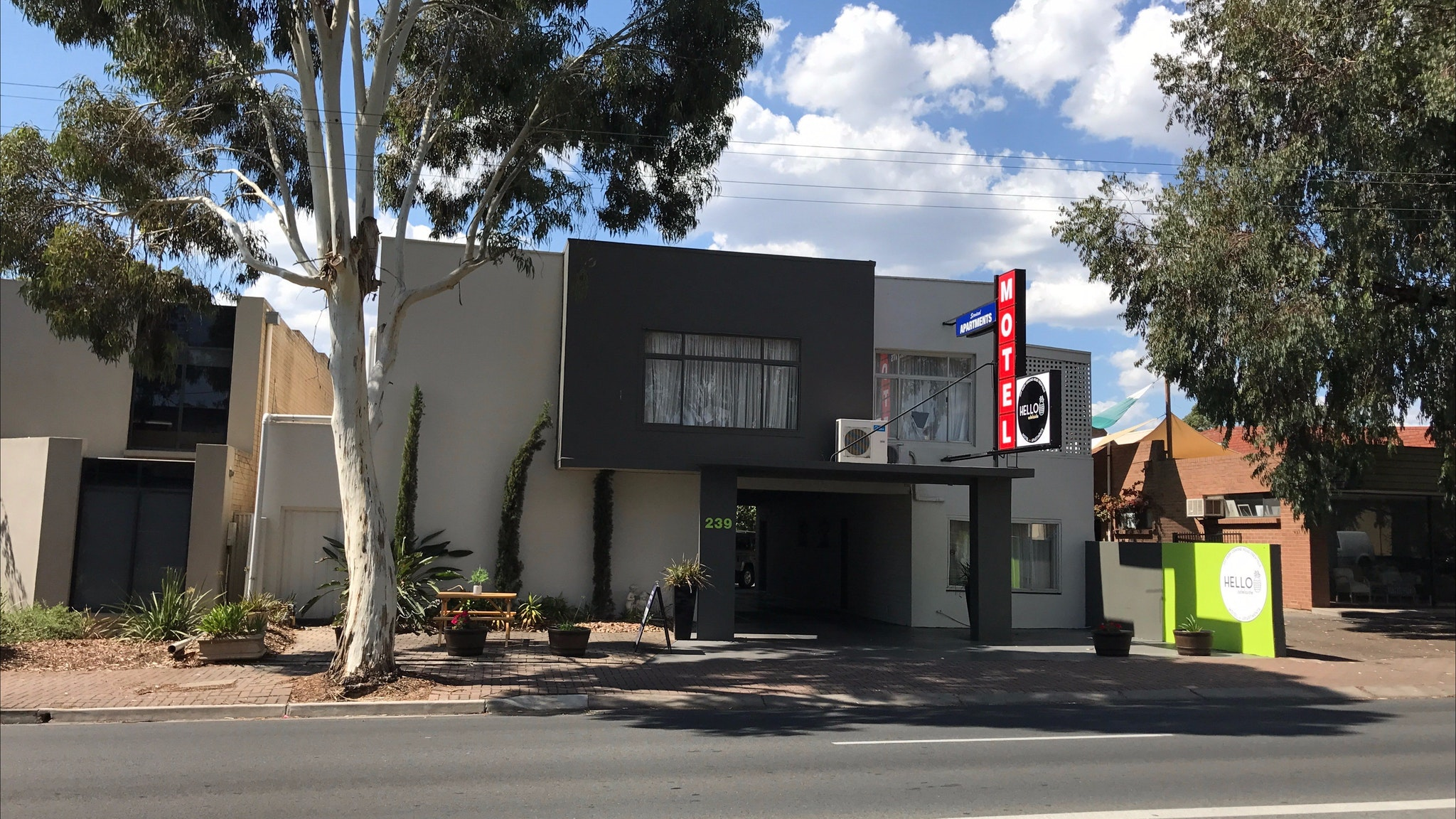 Hello Adelaide Motel Apartments - Frewville - WA Accommodation