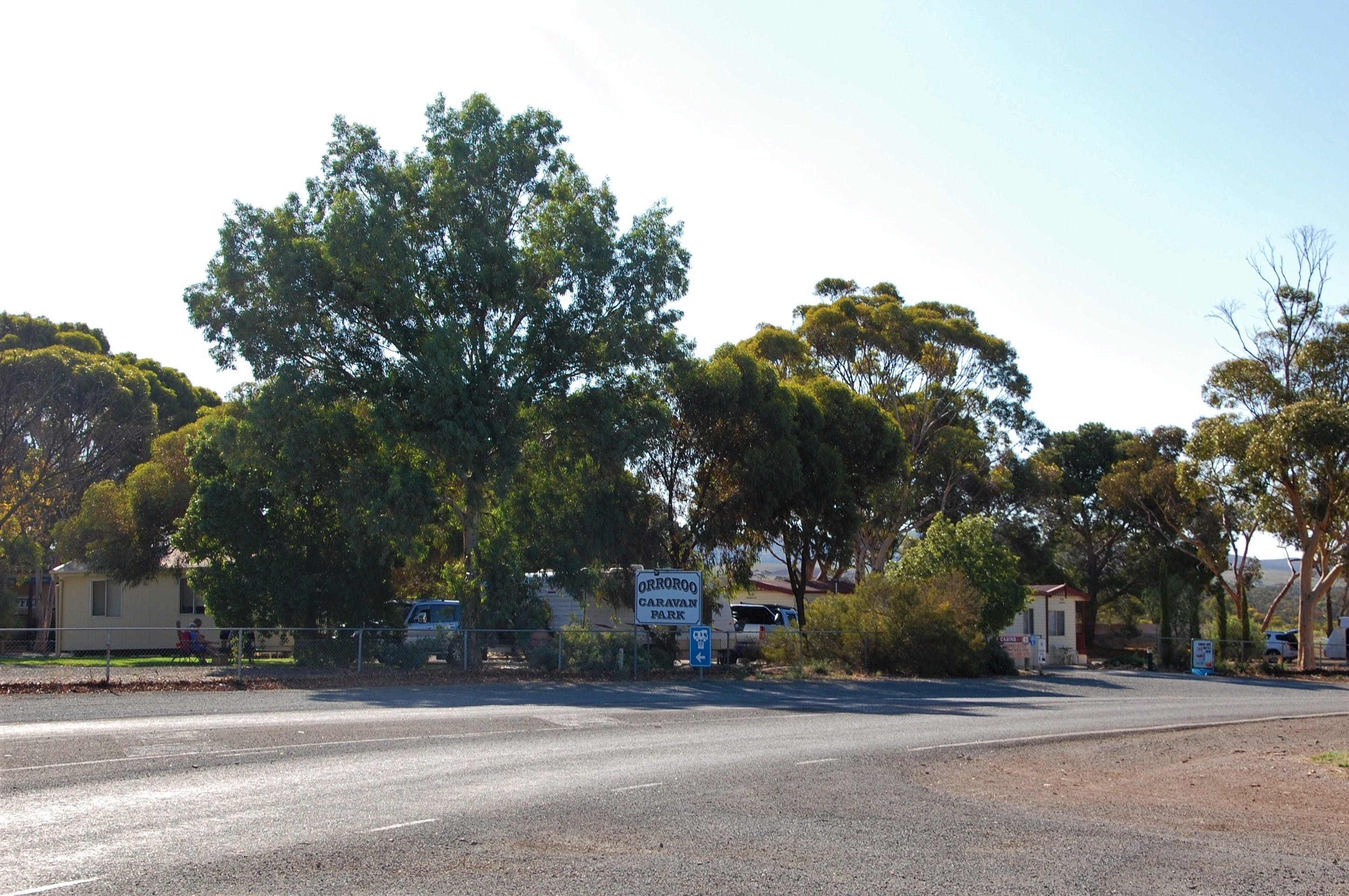 Orroroo Caravan Park - WA Accommodation