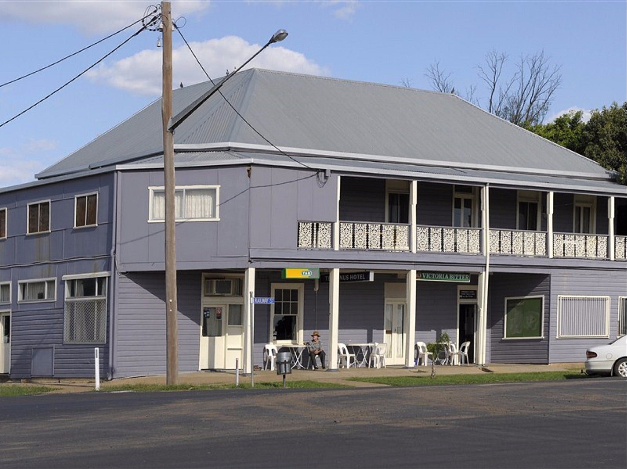 Terminus Hotel - WA Accommodation