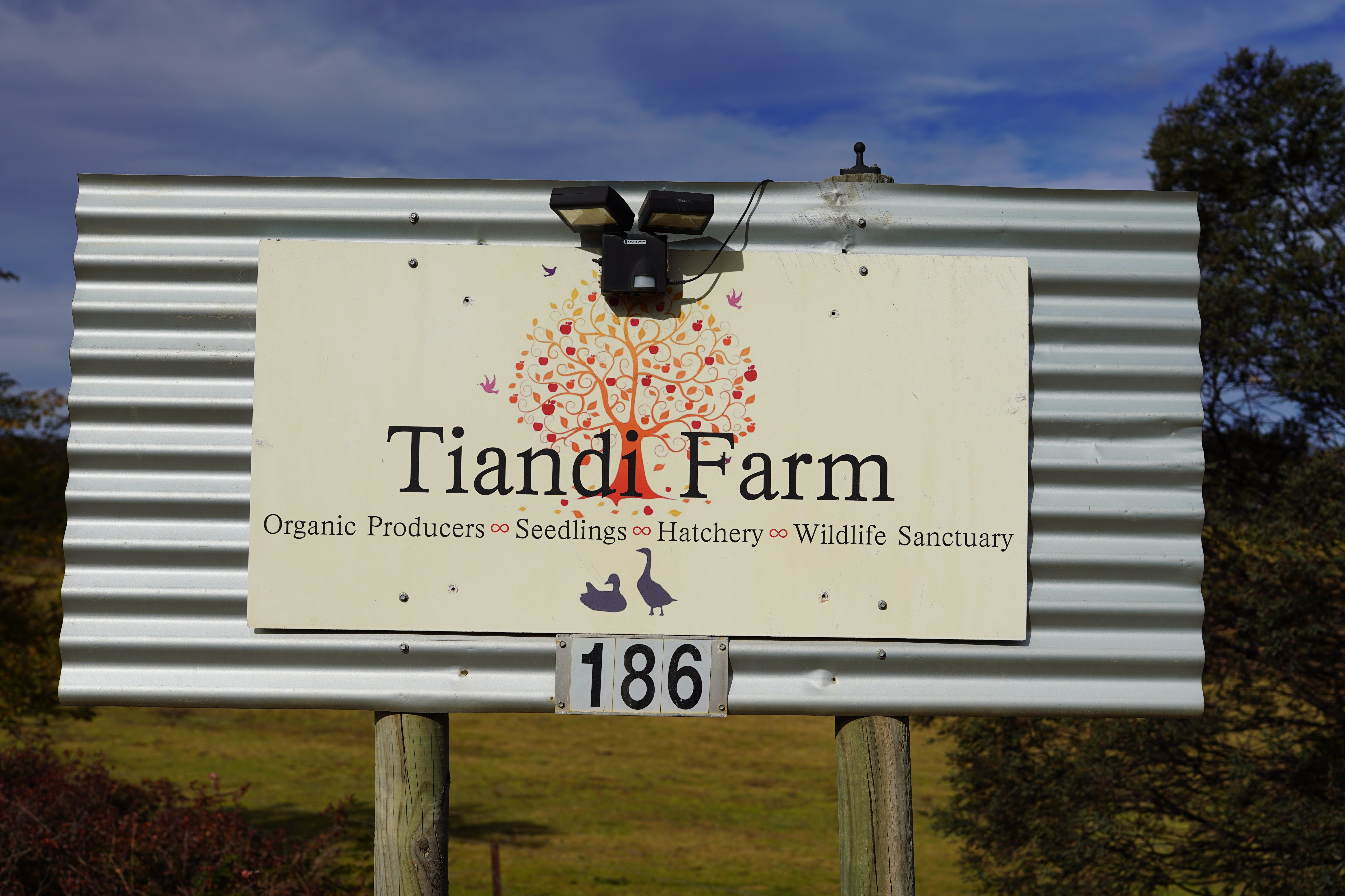 Tiandi Wildlife Sanctuary Farm Stay - Jambalaya Cottage - WA Accommodation
