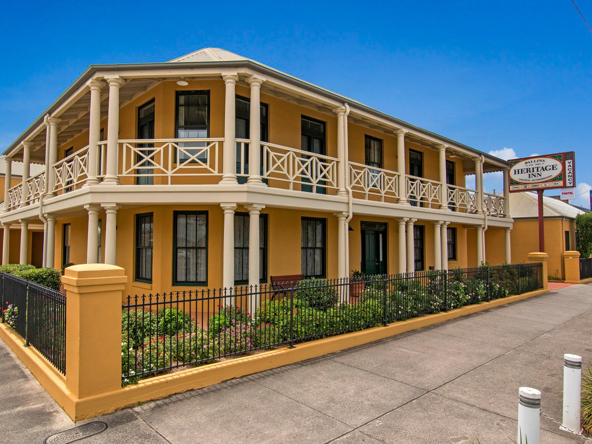 Ballina Heritage Inn - WA Accommodation