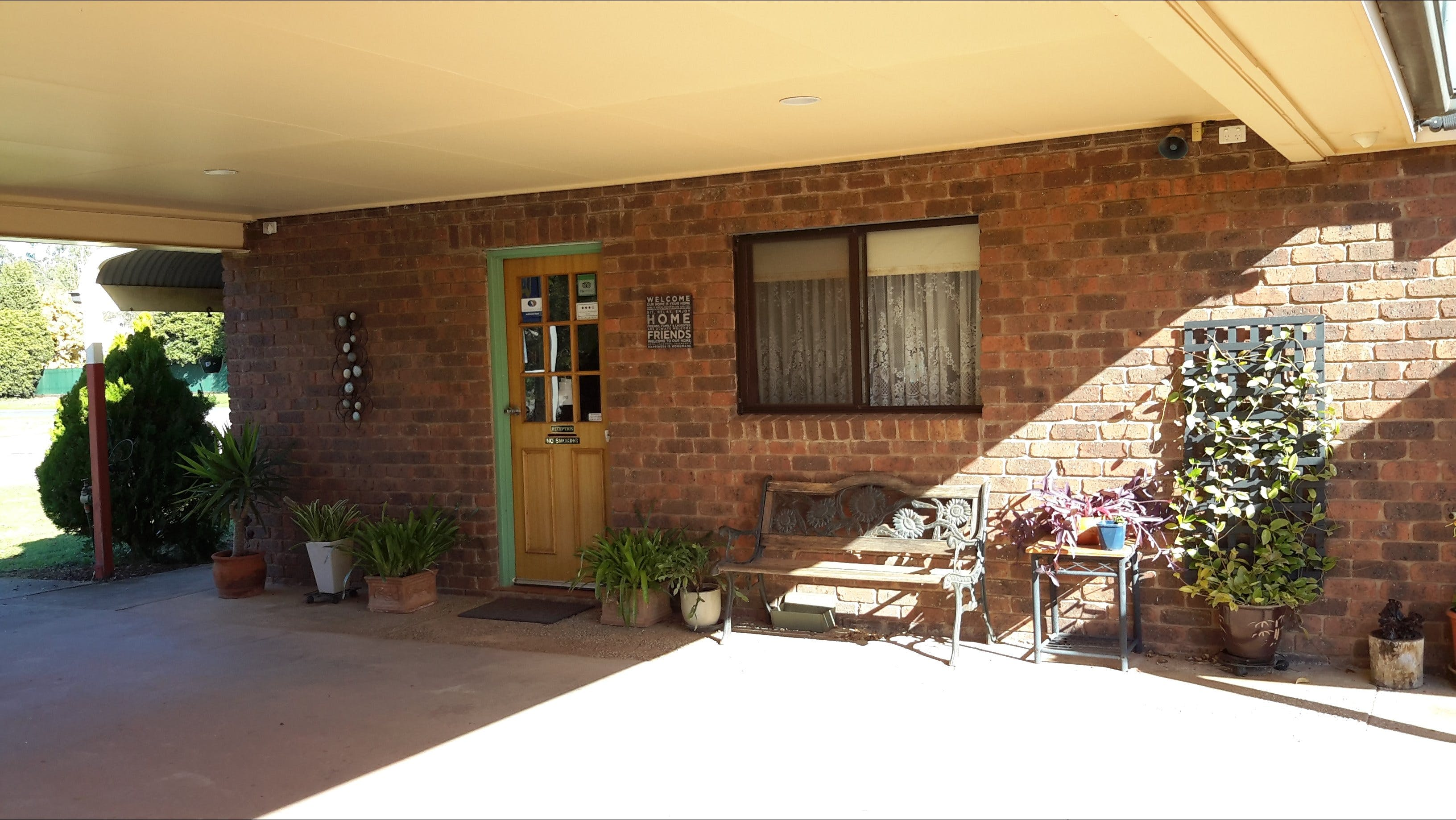 Barham Colonial Motel - WA Accommodation
