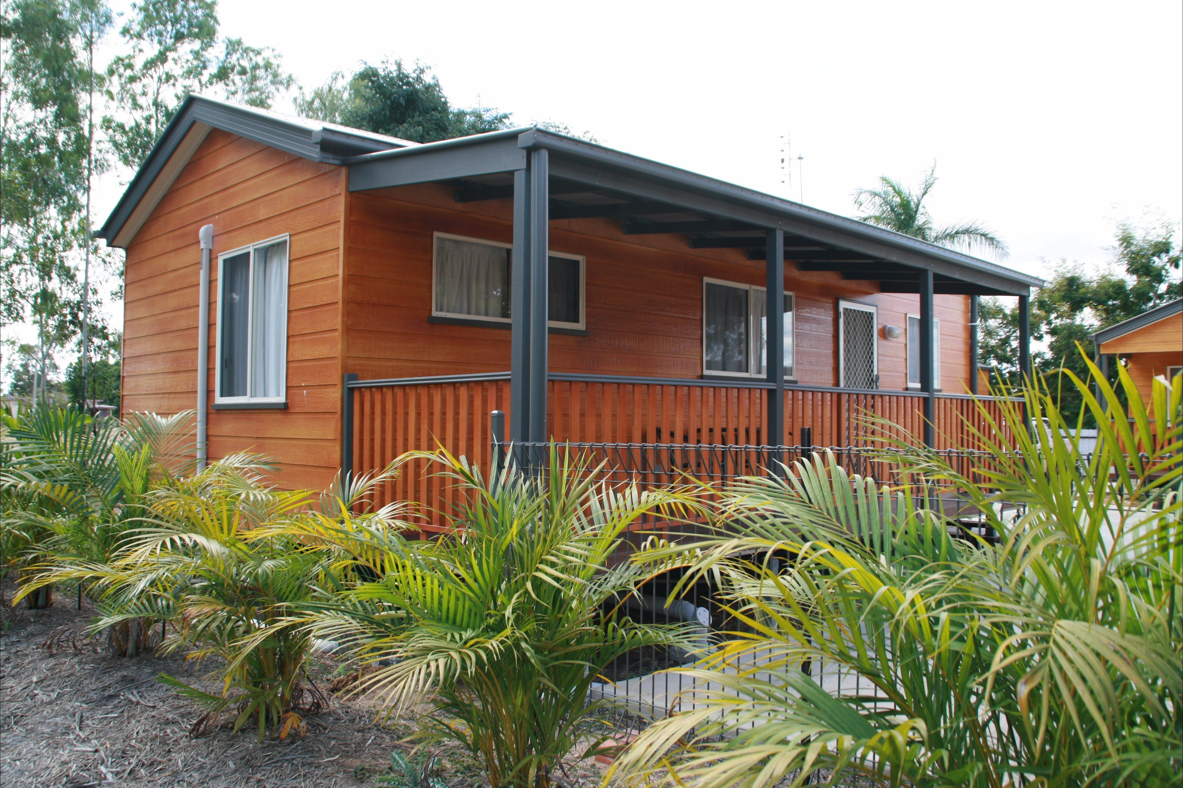 Charters Towers Tourist Park Top ParkDiscovery Park - WA Accommodation