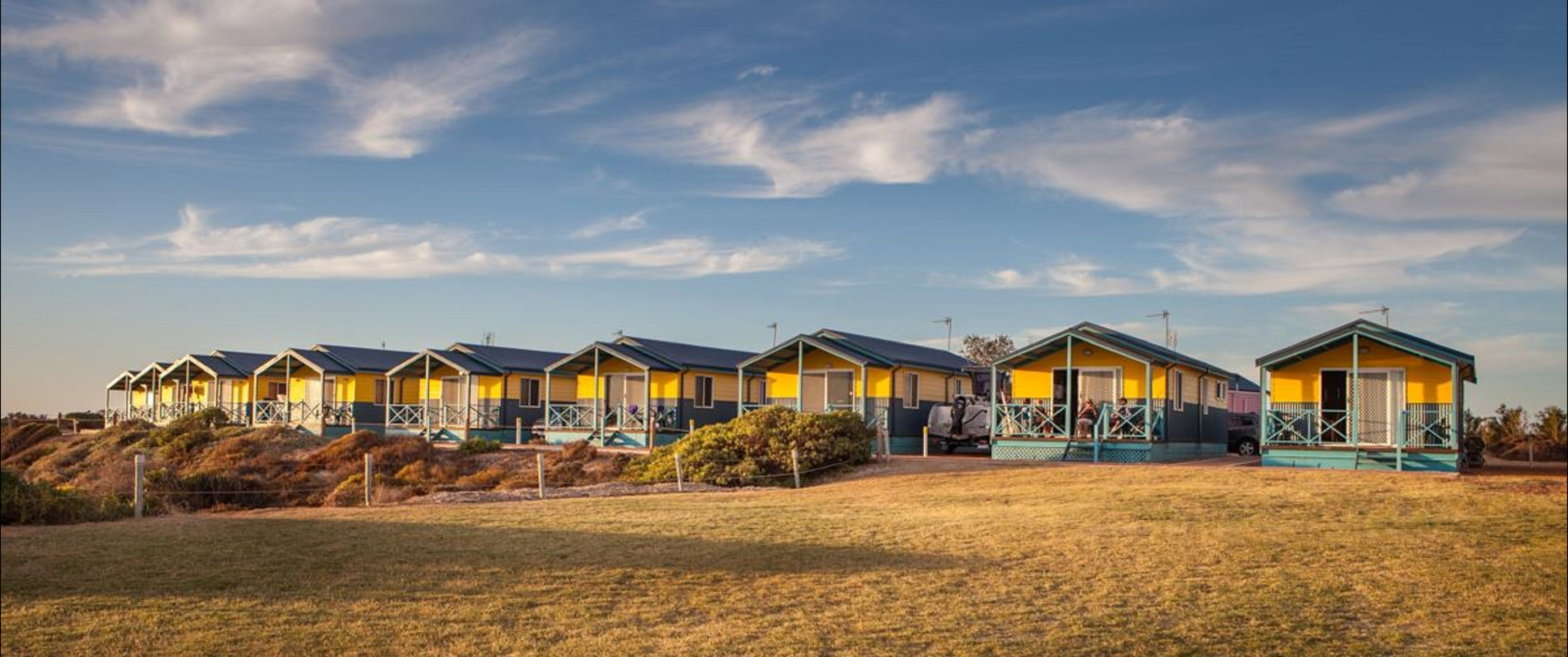 Dongara Tourist Park - WA Accommodation