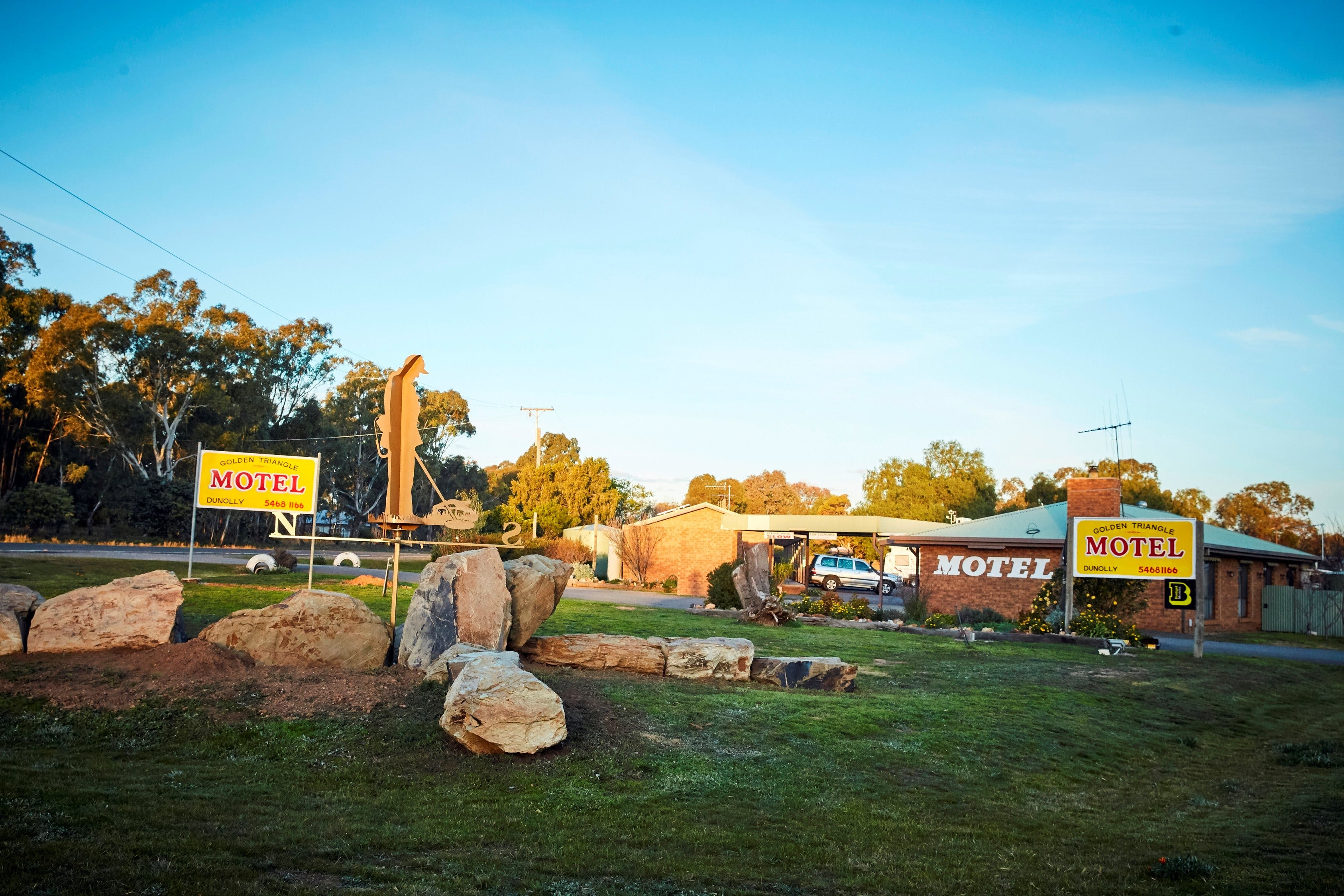 Dunolly Golden Triangle Motel - WA Accommodation