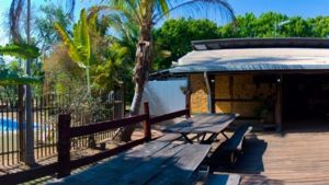 Lazy Lizard Caravan Park - WA Accommodation