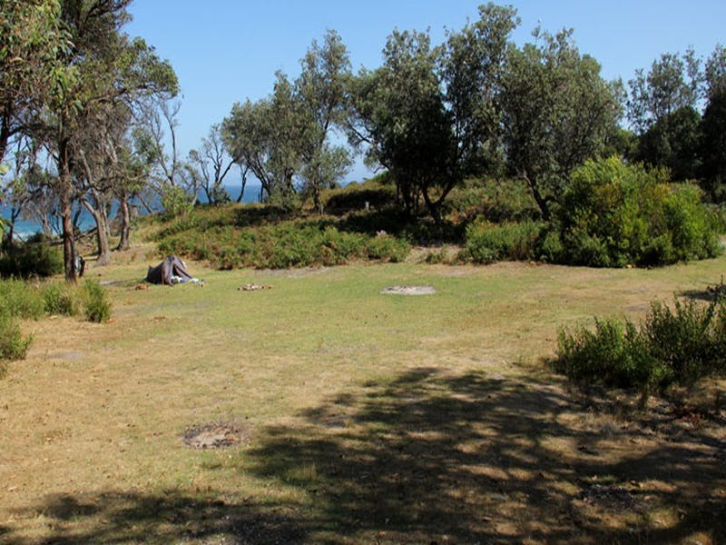 Middle Beach campground - WA Accommodation
