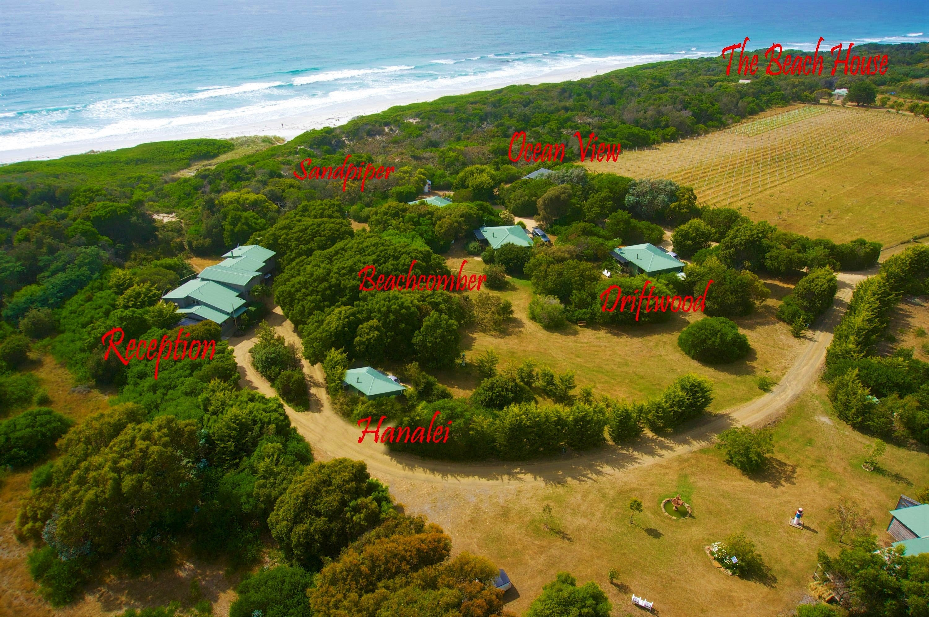 Sandpiper Ocean Cottages - WA Accommodation