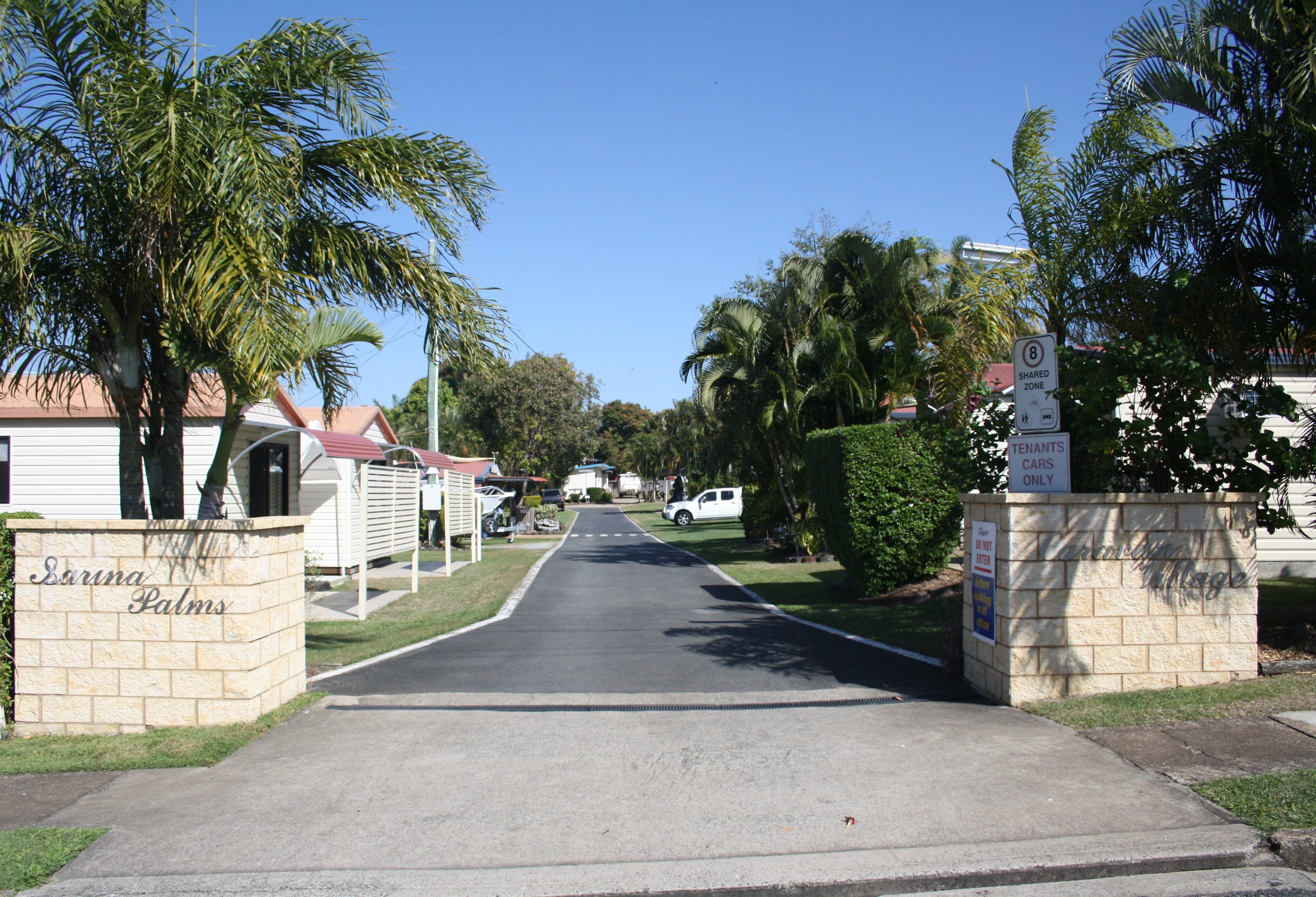 Sarina Palms Caravan Village - WA Accommodation