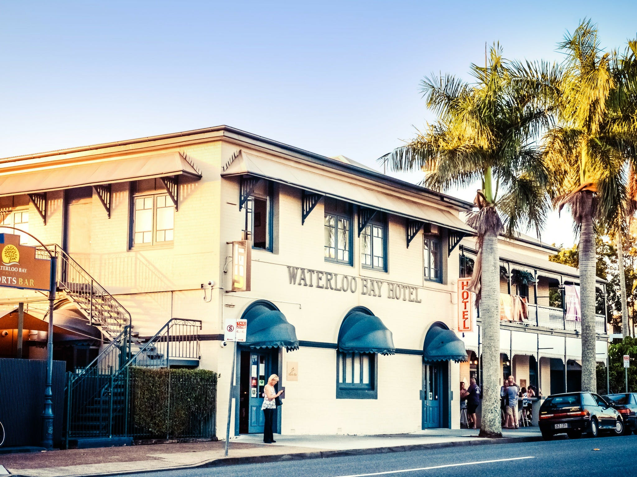 The Waterloo Bay Hotel - WA Accommodation