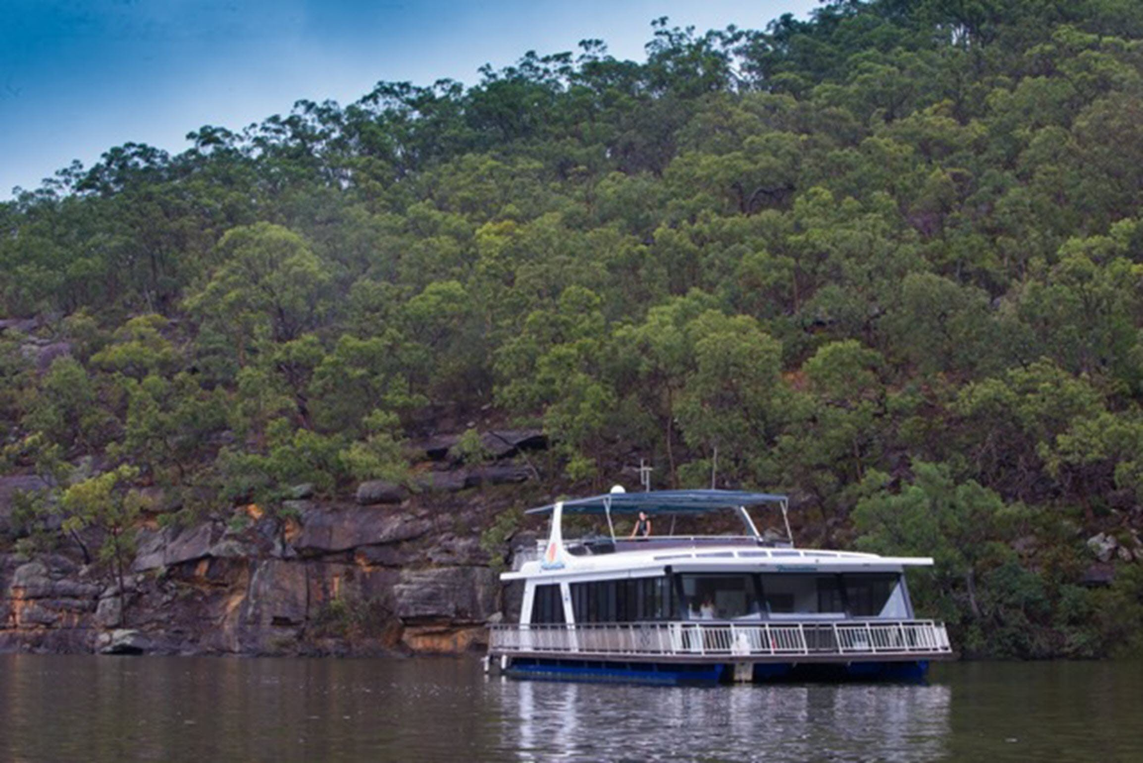 Able Hawkesbury River Houseboats - Kayaks and Dayboats - WA Accommodation