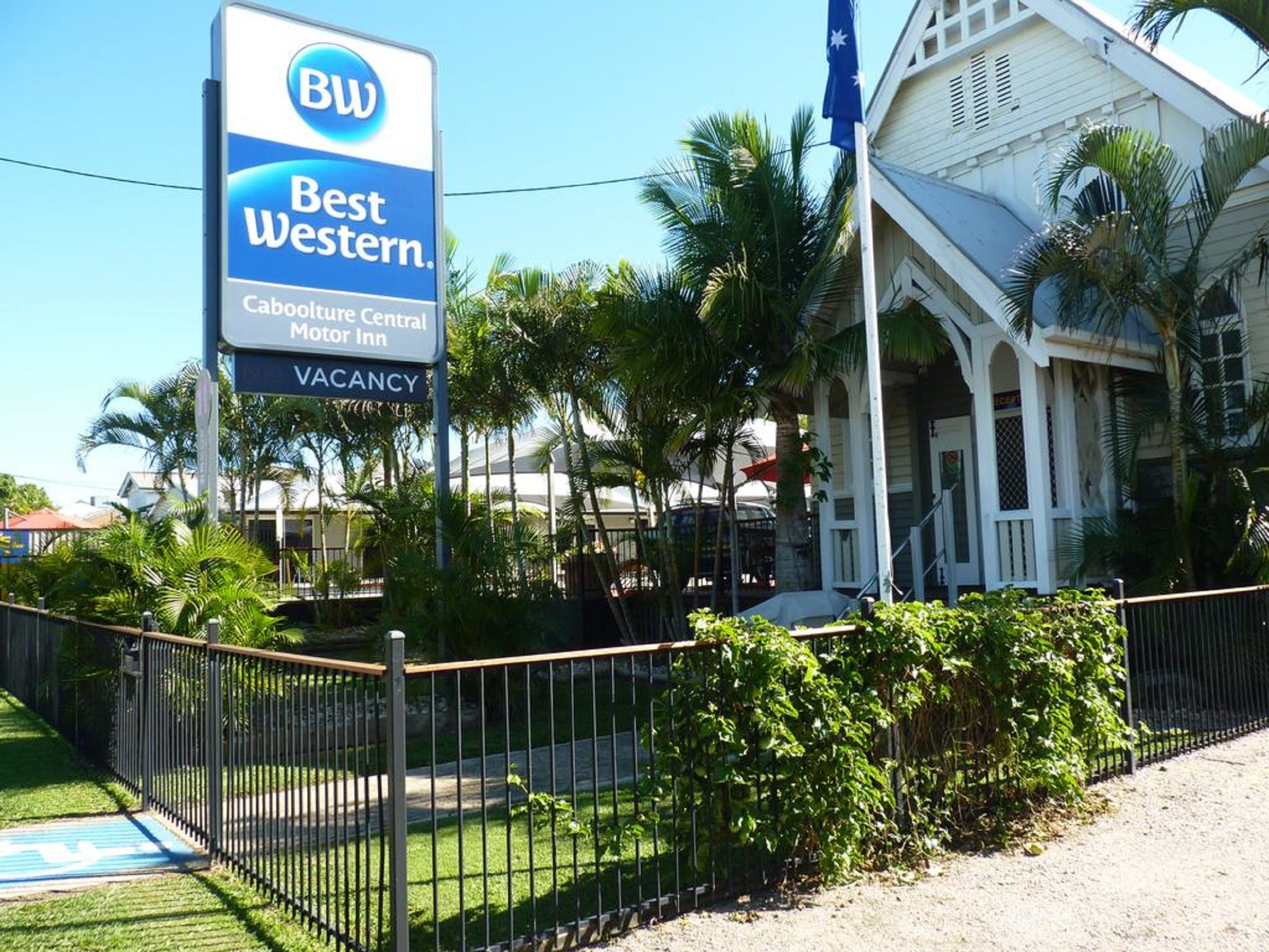 Best Western Caboolture Central Motor Inn - WA Accommodation