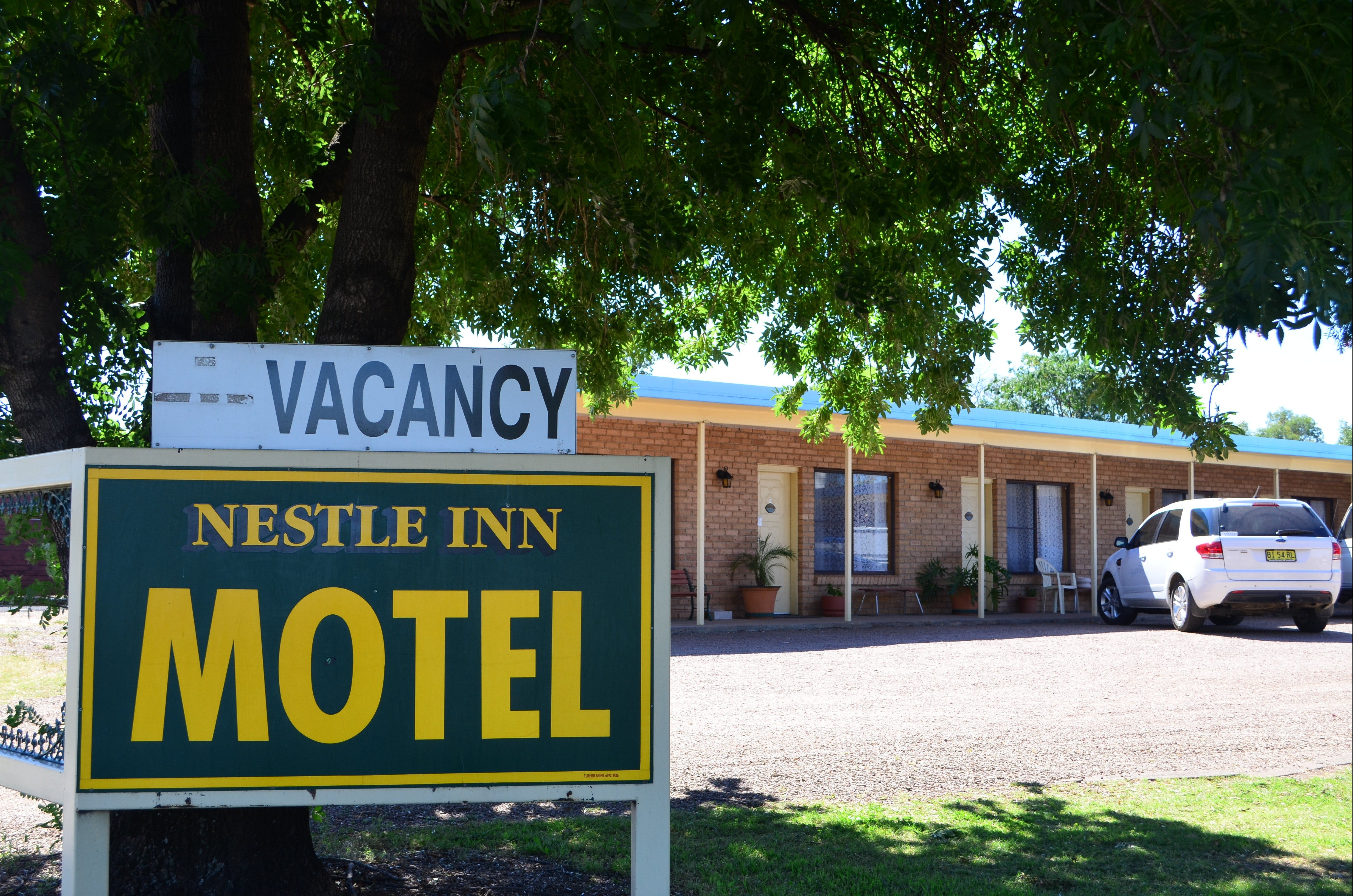 Boggabri Nestle Inn Motel - WA Accommodation