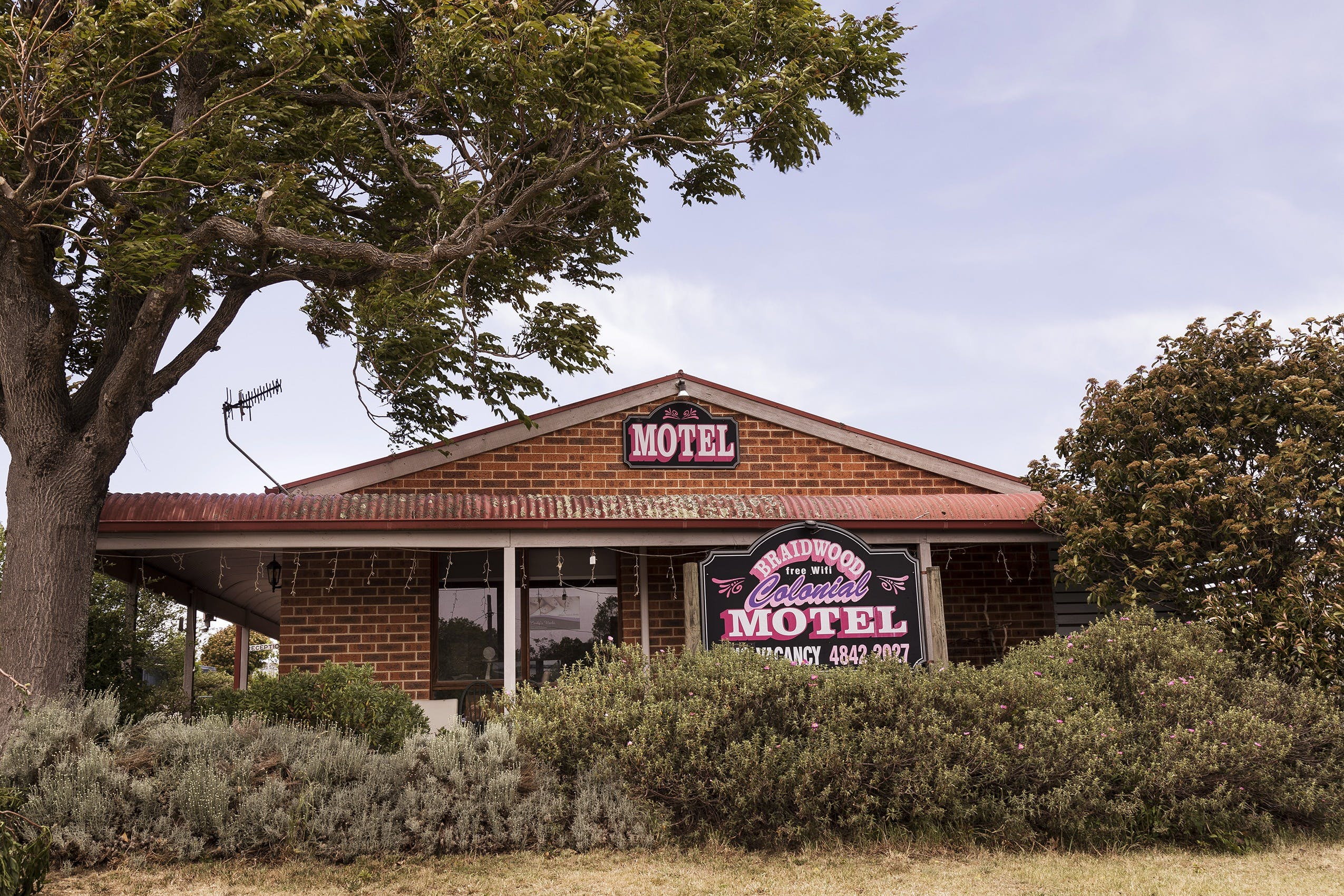 Colonial Motel - WA Accommodation
