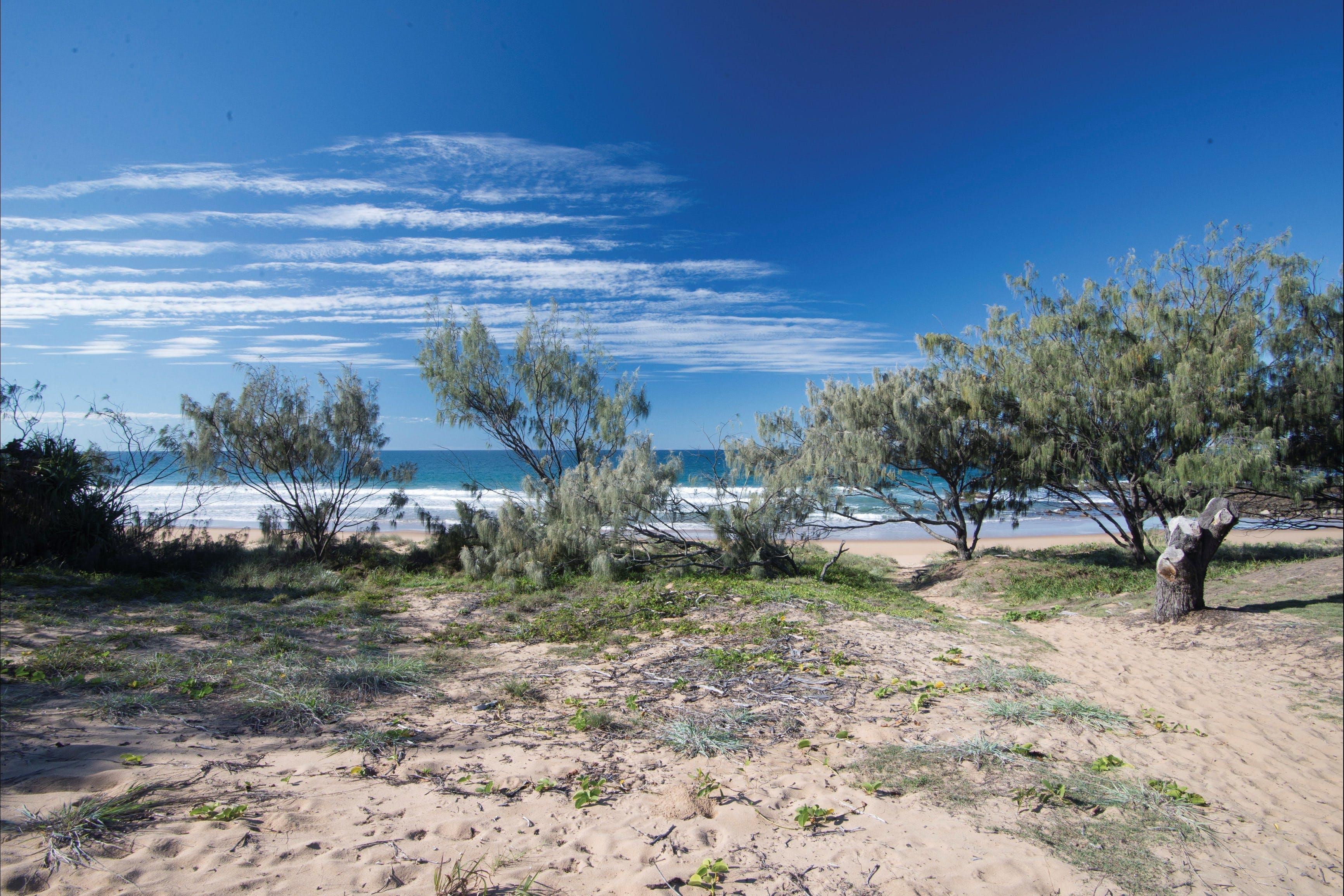 Deepwater National Park camping - WA Accommodation