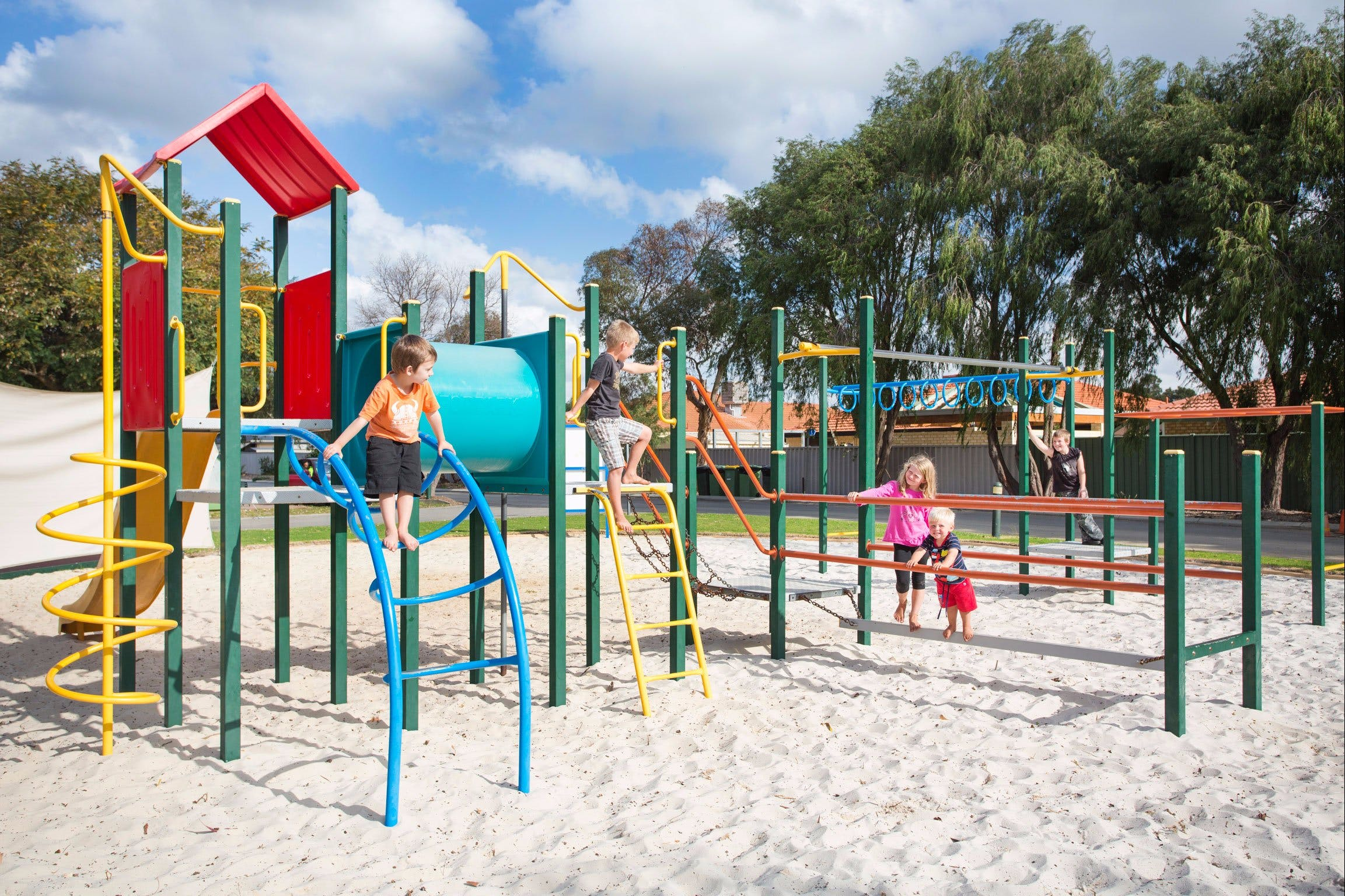 Discovery Parks - Perth Airport - WA Accommodation