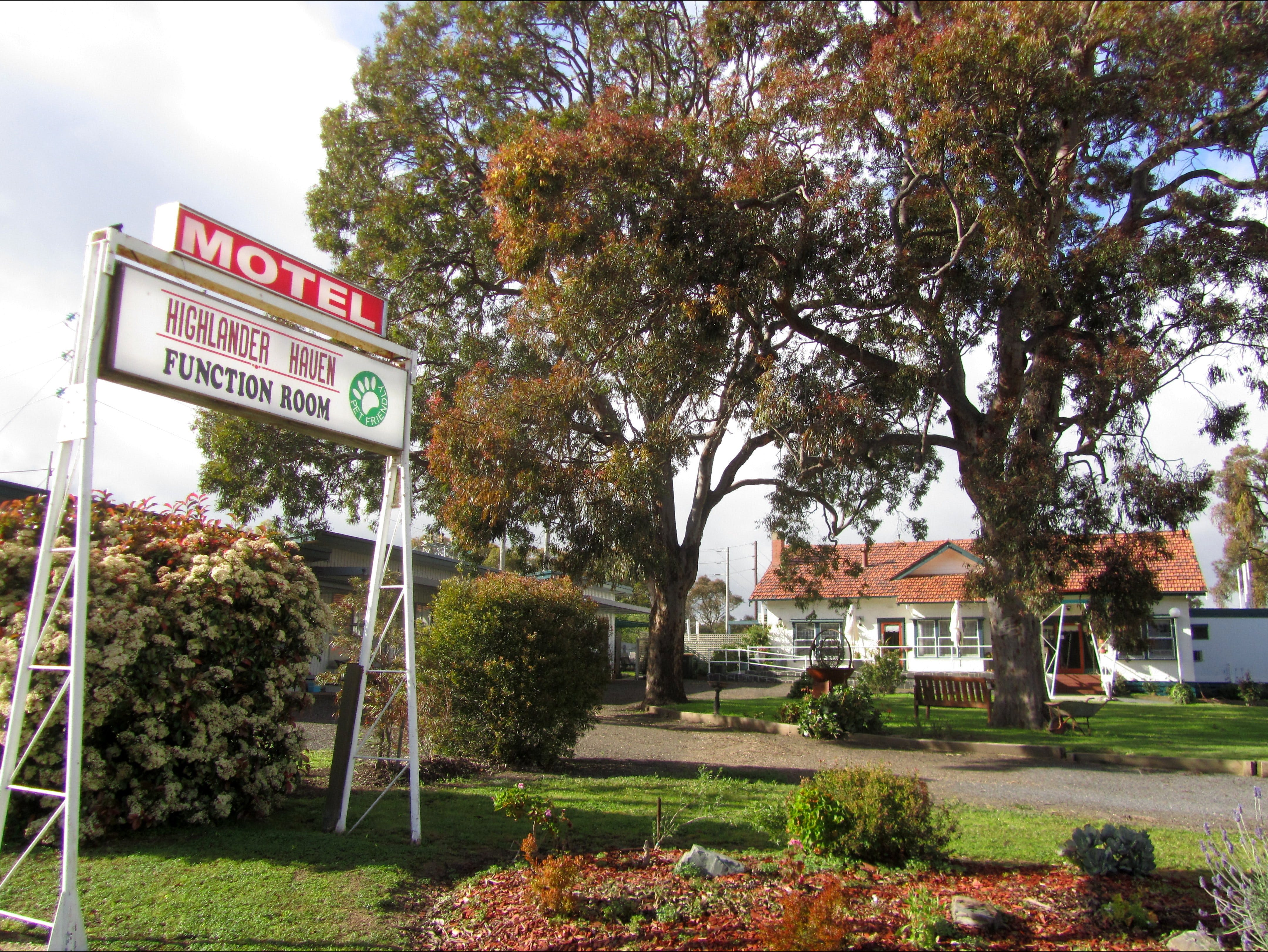 Highlander Haven Motel and Function Centre - WA Accommodation