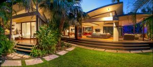 Pavilion Two at Broken Head - exclusive beachfront - WA Accommodation