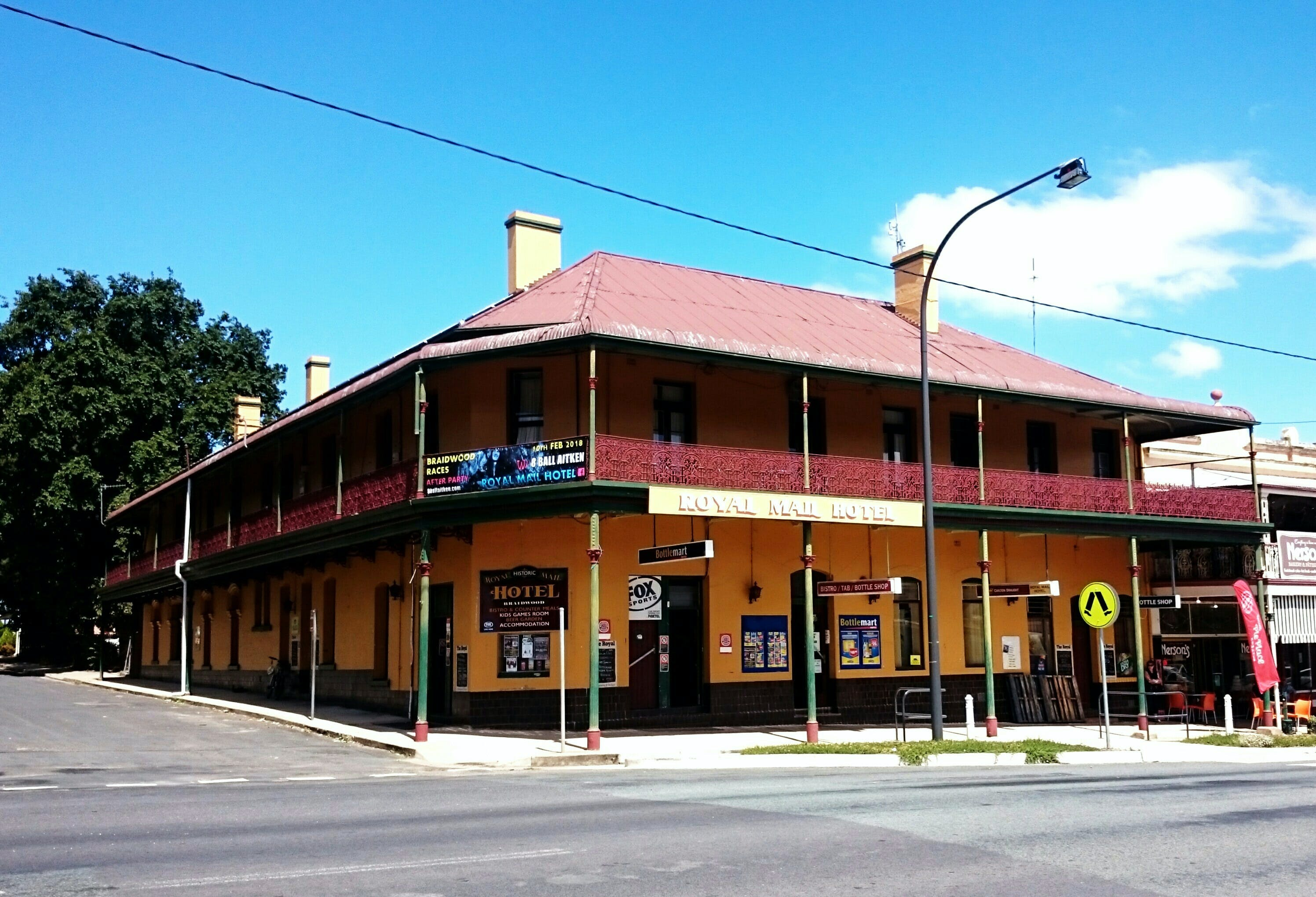Royal Mail Hotel Braidwood - WA Accommodation