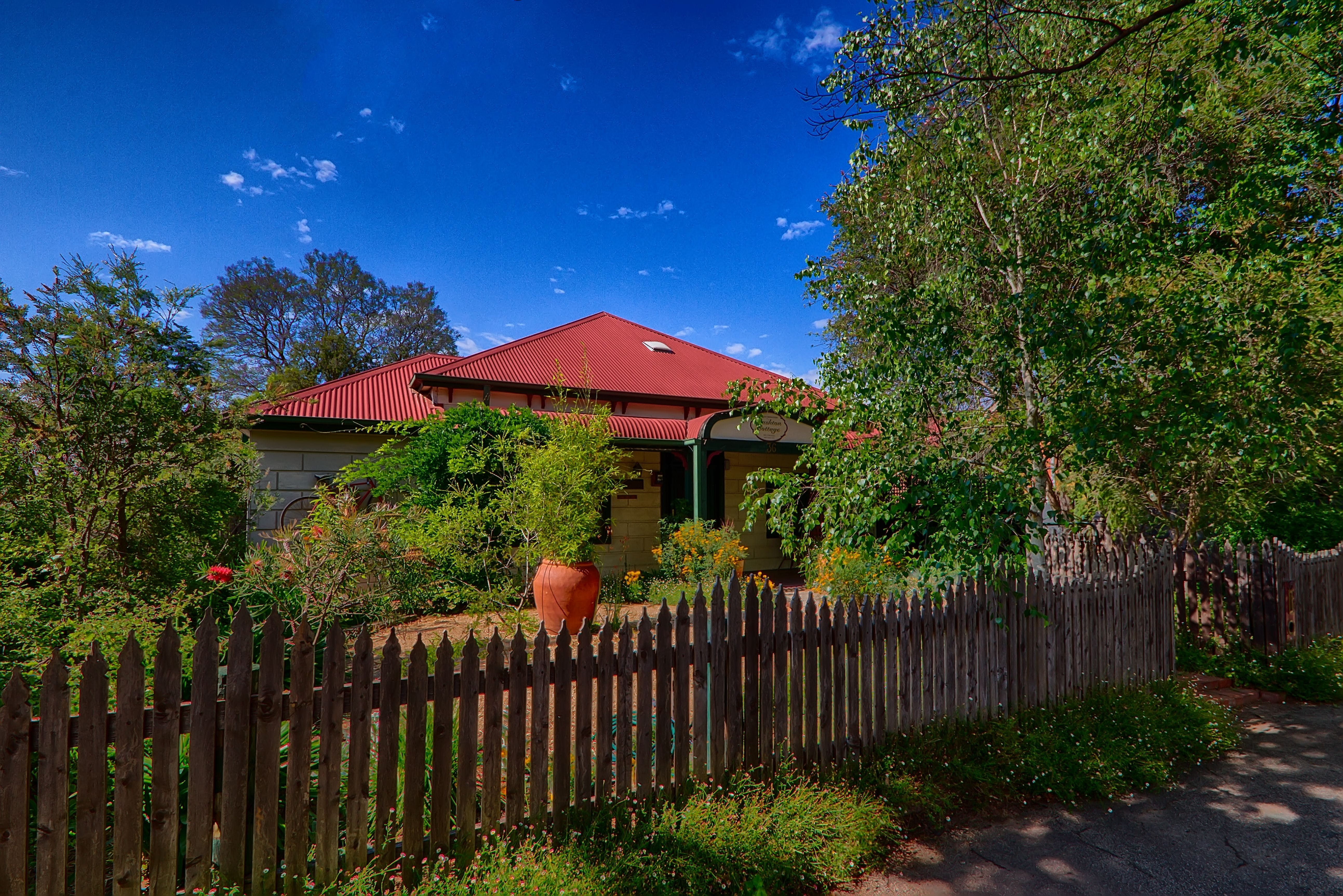 Rushton Cottage BB Private Guest Studio - WA Accommodation